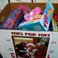 Rivithead toys for tots drive.