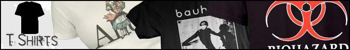 New Order T-shirts