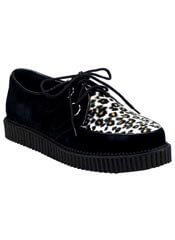 CREEPER-600 Fur Leopard Creepers