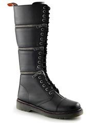 DISORDER-418 Zipper Boot