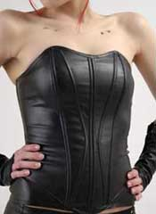 Zyria Basque Hide Leather Look