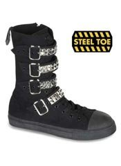 TYRANT-203ST 4 Strap Sneaker Boot