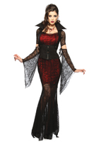 Midnight Vamp Costume