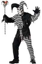 Evil Jester Costume - Clearance