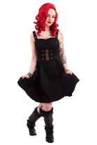 Golden Steam Steampunk Dress