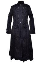 Long Tai D Ring Coat