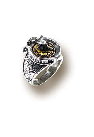GMT Gender Gauge Ring