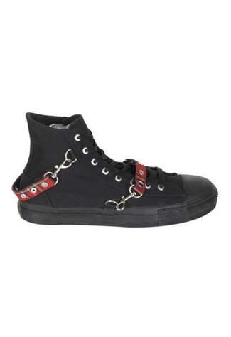 DEVIANT-107 Sneaker Boots
