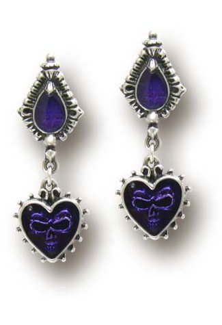 Mirror of the Soul Dangle Earrings