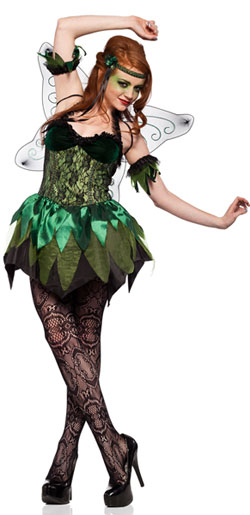 Absinthe Fairy Costume