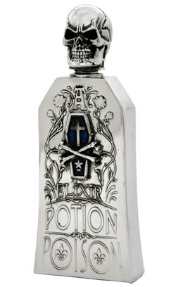 Alchemists Potion Bottle Flask