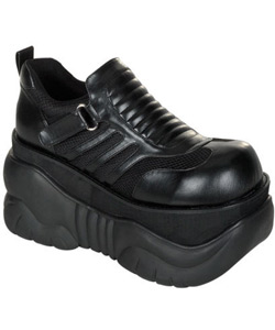 BOXER-05 Black Cyber Shoes