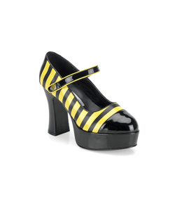 BUZZ-66 Bumblebee High Heels