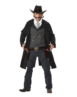 Gunfighter Costume