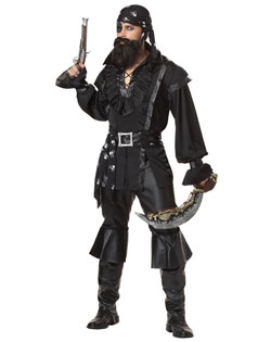 Plundering Pirate Costume