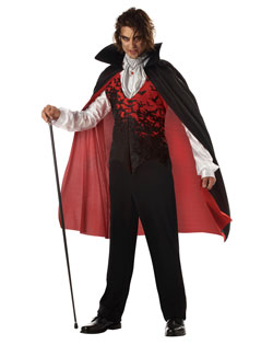 Prince of Darkness Costume