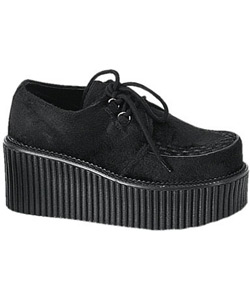 CREEPER-202 Black Fur Creepers