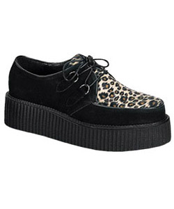CREEPER-400 Cheetah Fur Creepers