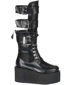CREEPER-810 Black Pu Creepers