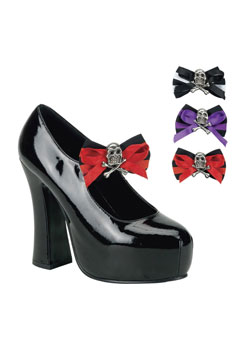 DEMON-21 Interchangeable Skull Shoes