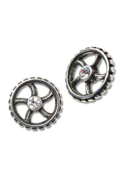 Diamond Crank-Wheel Studs