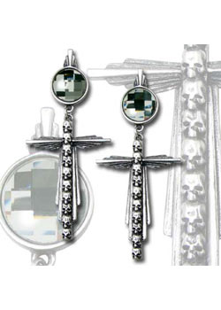 Mort Etoile Droppers Earrings