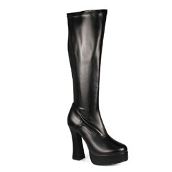 ELECTRA-2000Z Black Stretch Boots