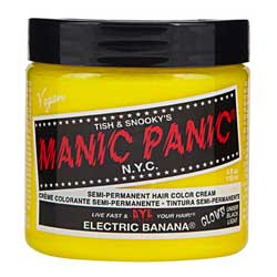 Electric Banana Hair Dye