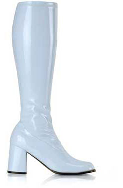 GOGO-300 Babyblue Gogo Boots