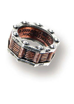 Hi-Voltage Toric Generator Ring