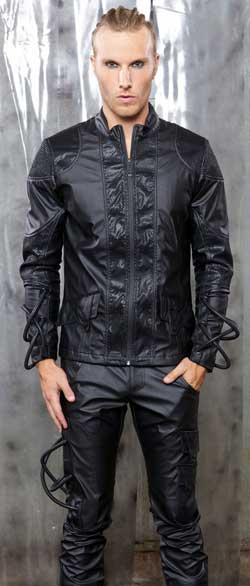 Mens Ground Zero Jacket