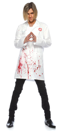 Dr. Gore Costume