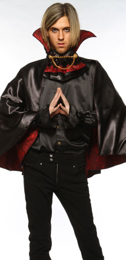 Count Bloodlust Costume