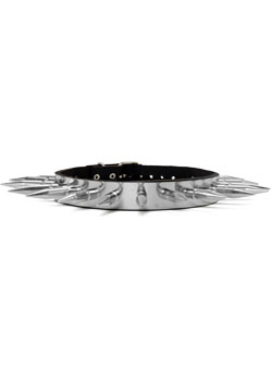 Long German Spike Choker
