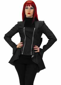 Necessary Evil Belisama Bow Jacket