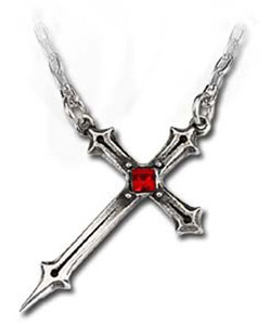 Croix Sinestre Necklace