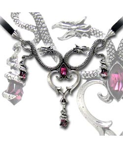 The Laidly Wyrm Necklace