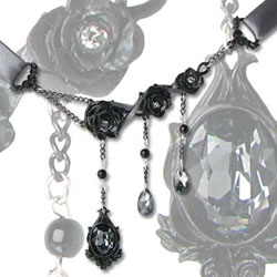 Garden of Dark Desires Necklace