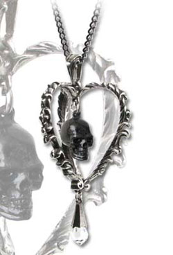 Death of the Heart Pendant