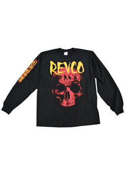 Revolting Cocks - Skull Long Sleeve