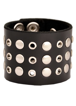 Grommet Rivet Wristband