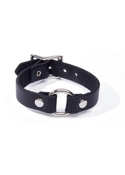 VW1 Leather Wristband