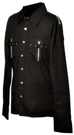 Mens Epaulet Shirt