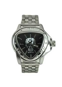 Triangle Black Stainless Steel Watch