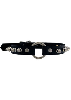 VC1S Leather Choker
