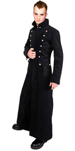 Admiral Long Coat