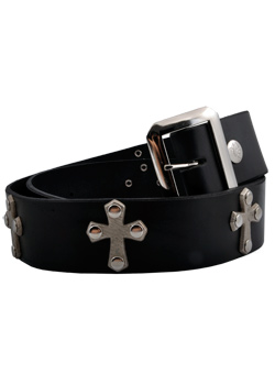Angled Cross Belt