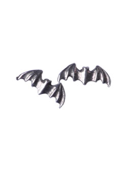 Bat studs (pair)