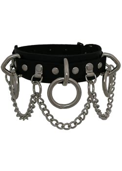 Chain Ring Choker 13CCHLR