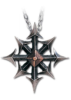 Chaostar Pendant